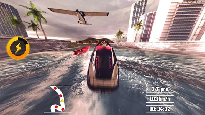 Driver speedboat Paradise é um instigante spin-off da empresa (Foto: Divulgação/Ubisoft)