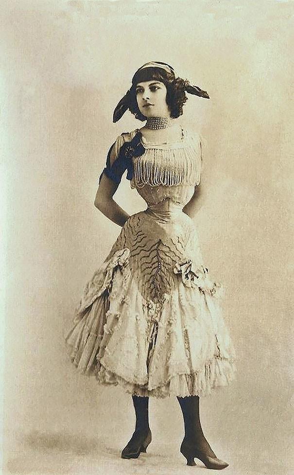 Cigana desconhecida (Foto: Flickr)