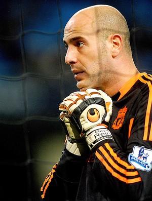 Pepe Reina, goleiro do Liverpool (Foto: Getty Images)