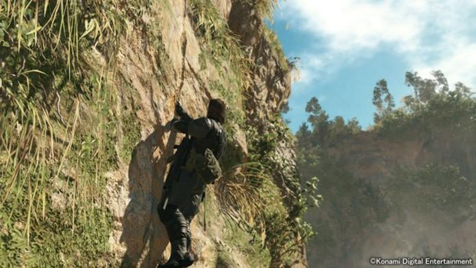 Metal Gear V (Foto: Divulgação)