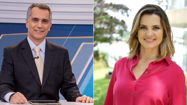 Programação da TV Globo Minas é alterada por cobertura de Chapecó (Reprodução/TV Globo)