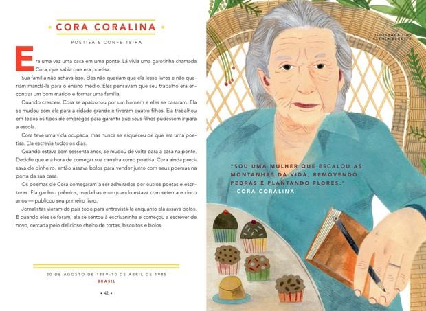 Cora Coralina (Foto: divulgação)