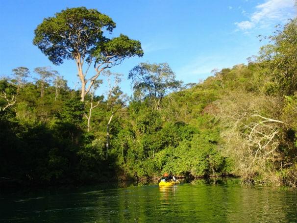Parque Nacional da Serra da Bodoqueira (Foto: Divulgação/ Sandro Pereira)