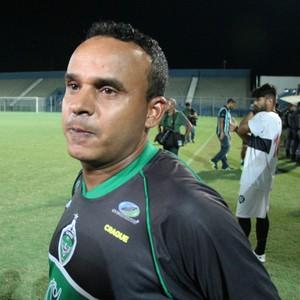Igor Cearense conquistou primeira vitória neste Amazonense (Foto: Marcos Dantas)