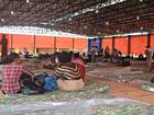 'Aqui me sinto bem', diz imigrante em novo abrigo na capital do Acre