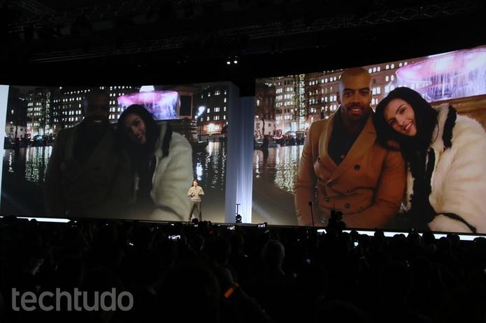 À esquerda, uma foto tirada com o iPhone 6 Plus; à direita, com o Galaxy S6 (Foto: Fabrício Vitorino / TechTudo)