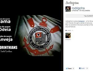 Rodrigo, jogador do Carlos Barbosa de futsal twitter (Foto: Reprodução / Twitter)