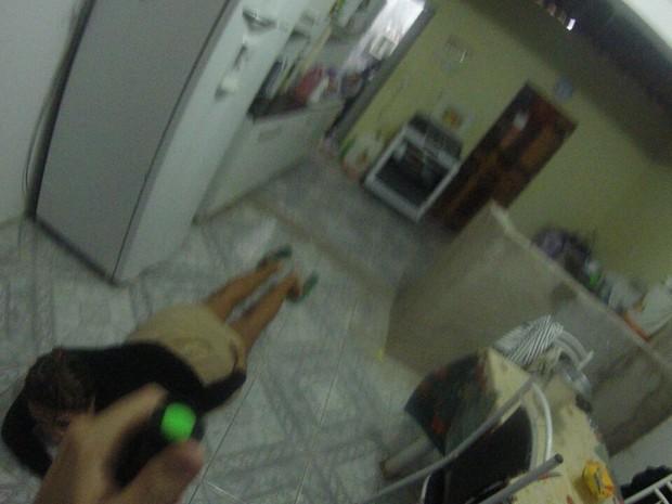 Operação entrou em mais de 150 casas e prendeu três suspeitos (Foto: SSPDS/Divulgação)