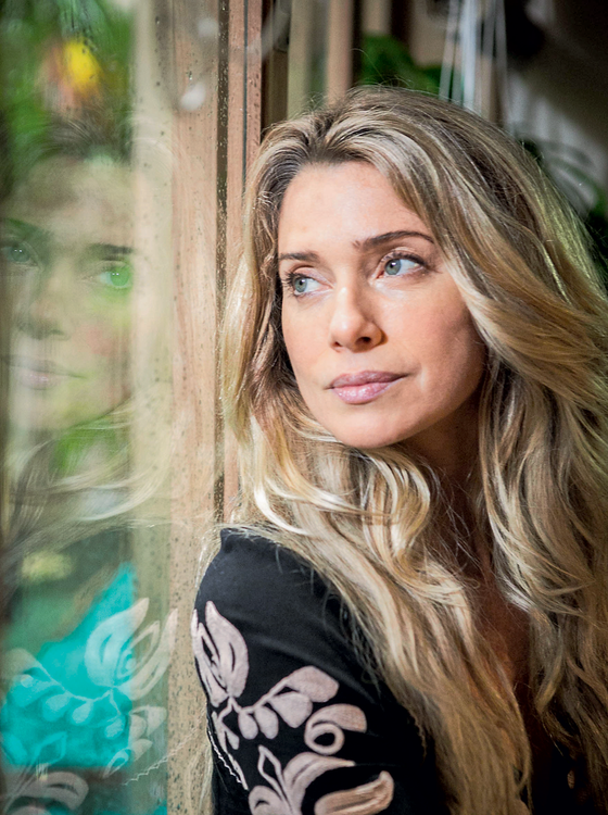 LETÍCIA SPILLER ,atriz (Foto:  Raquel Cunha/TV Globo    )