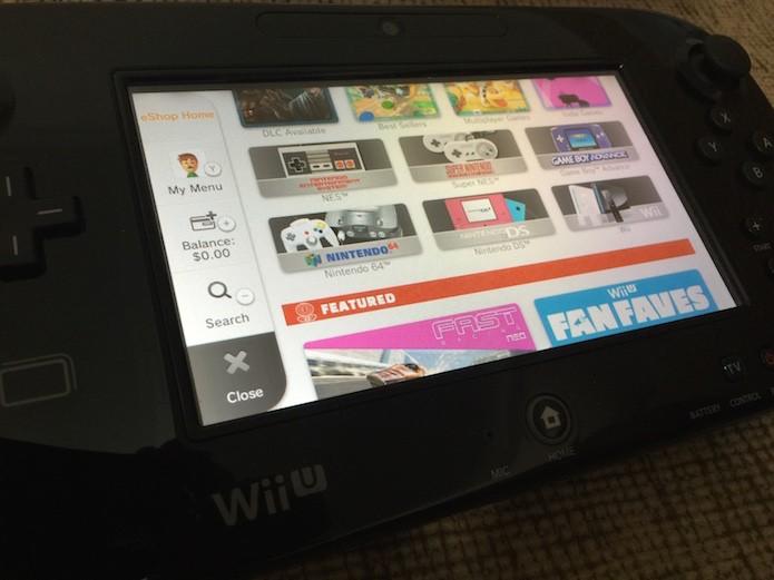 Acesse a página do Nintendo 64 na eShop (Foto: Reprodução/Victor Teixeira)
