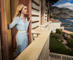 Julia Stiles em 'Riviera' | John Wright