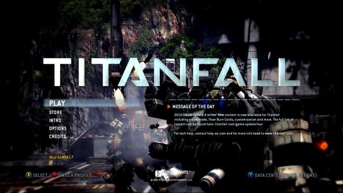 Titanfall: como criar uma partida privada com regras personalizadas (Foto: Reprodução/Murilo Molina)