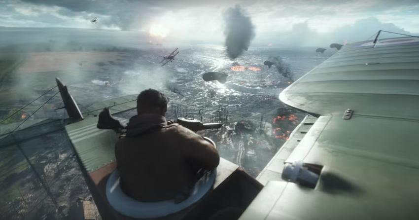 Download Wallpaper 1280x1280 Battlefield 4 Game Ea: Battlefield 1 Será Ambientado Durante A Primeira Guerra