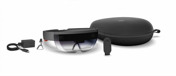 HoloLens chegará aos desenvolvedores no mês que vem (Foto: Divulgação/Microsoft)