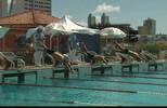 Nova geração da natação paraibana participa de prova na Vila Olímpica