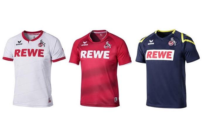 Camisas alemão - koln