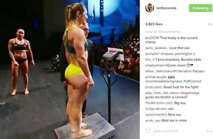 Bethe Correia Instagram (Foto: Reprodução )