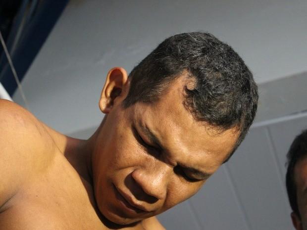 A Polícia acredita que mais vítimas possam reconhecê-lo (Foto: Marcos Dantas/G1 AM)