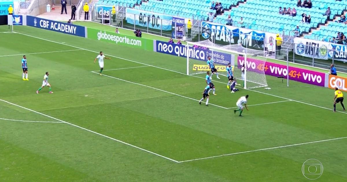 Gols do Fantástico: Palmeiras vence o Grêmio e assume vice-liderança