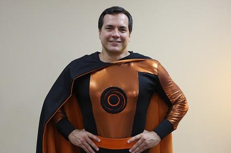 Daniel Boaventura em 'SuperÔnix' (Foto: TV Globo)