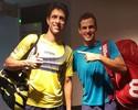 Melo e Pospisil vencem jogo difícil e vão à semifinal no Masters de Paris