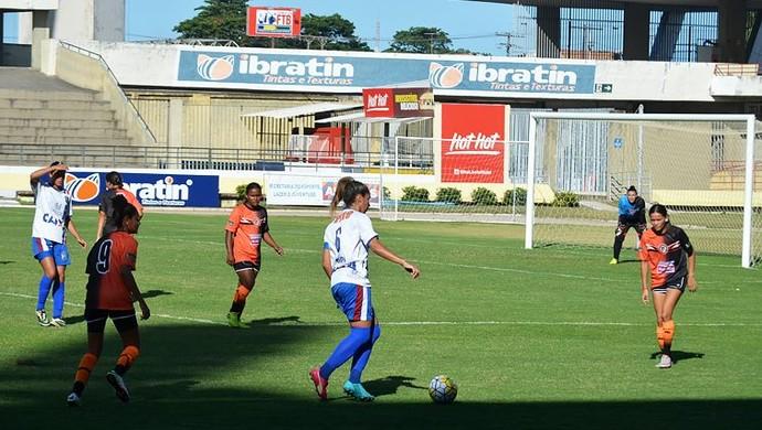 Vitória-PE venceu o UDA-AL por 3 a 2 (Foto: Divulgação / Vitória-PE)
