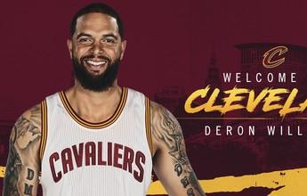 Cavaliers confirmam contratação do veterano armador Deron Williams