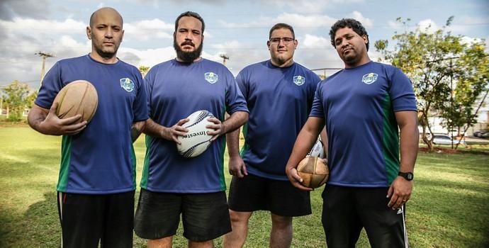 Ribeirão Preto Rugby Clube (Foto: Divulgação)