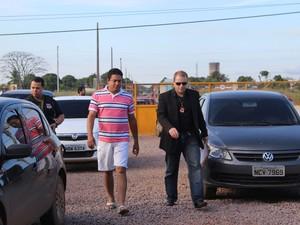 Vereador Marcelo Reis (PV) teve prisão preventiva decretada (Foto: Maique Pinto/ Saibaqui.com)