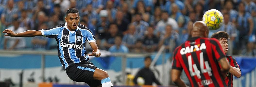 Confira tudo de Grêmio 1x0 Atlético-PR, pela 30ª rodada do Campeonato Brasileiro (Lucas Uebel / Grêmio / Divulgação)