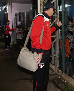 Rogério Ceni São Paulo (Foto: Rubens Chiri /  Site oficial SPFC)