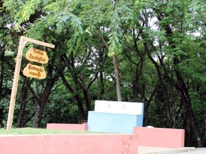 Trilha foi reaberta para visitantes, especialmente de seis a 10 anos (Foto: Assessoria da Cidade da Criança)