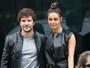 Famosos nacionais e internacionais prestigiam desfile de moda no RJ