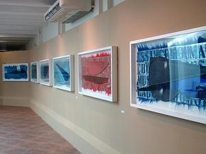 Exposição Só Lâmina fica na Galeria de Arte Sesc Centro Maceió (Foto: Divulgação/Sesc)