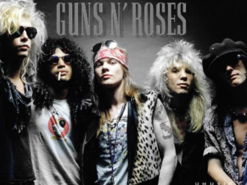 Papel De Parede: Guns N' Roses