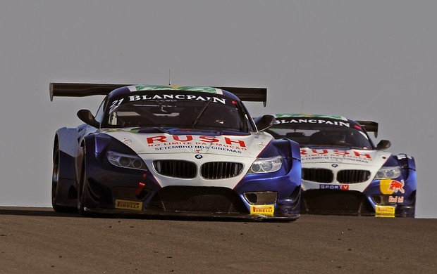 Equipe BMW Team Brasil no Mundial de Gran Turismo GT Eslováquia (Foto: Divulgação)
