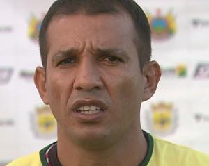 Major Edener Franco, diretor de futebol do Galvez (Foto: Reprodução/Rede Amazônica Acre)