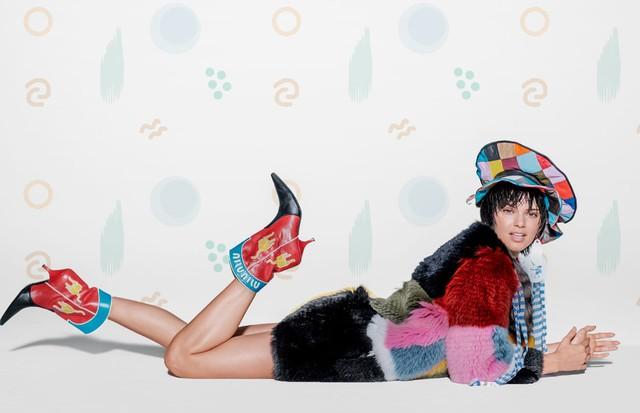 Comprimento das botas: cada tamanho de perna pede um tipo (Foto: Vogue Brasil)
