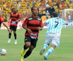sport x paysandu (Foto: Aldo Carneiro / Pernambuco Press)