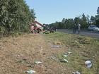 Perícia descarta falha mecânica em acidente de van que matou 7 pessoas