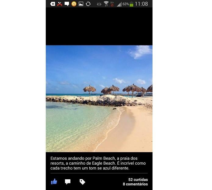 Abra a foto no Facebook (Foto: Reprodução/Thiago Barros) (Foto: Abra a foto no Facebook (Foto: Reprodução/Thiago Barros))