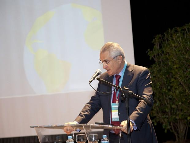 O diretor da OIT na América Latina e Caribe, José Manuel Salazar-Xirinachs (Foto: Divulgação)