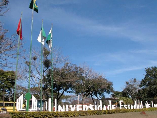 Universidade Estadual de Londrina - UEL (Foto: Divulgação/UEL)