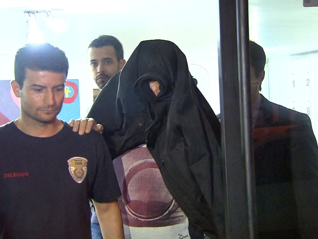 Empresário suspeito de matar a ex-namorada em São Paulo é preso em Belo Horizonte (Foto: Reprodução/TV Globo)