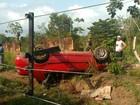 Motorista morre após colidir carro em poste na rodovia PA-140