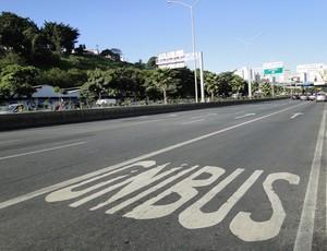 Boulevard Arrudas (Foto: Pedro Cunha / G1MG)