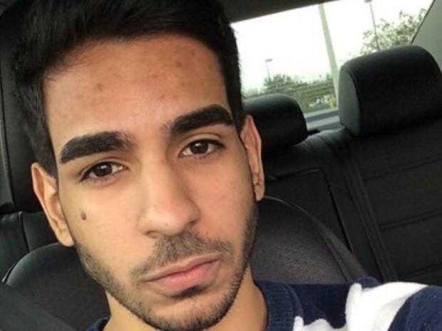 Juan Ramon Guerrero, uma das cerca de 50 vítimas do massacre em uma boate gay em Orlando (Foto: Reprodução/Facebook)