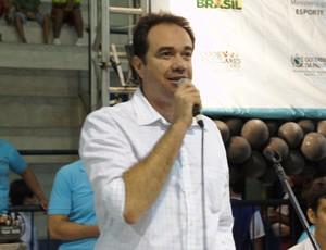 Zé Marco, secretário de Esporte, Juventude e Lazer da Paraíba (Foto: Cadu Vieira)
