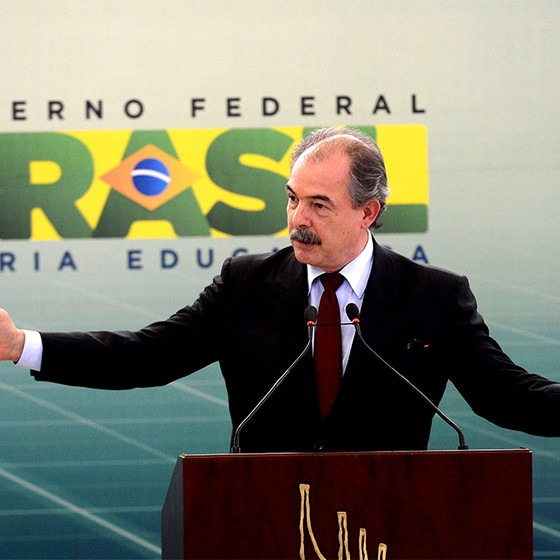 Aloizio Mercadante (Foto: (Antonio Cruz/Agência Brasil)