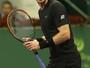 Em jogo de seis quebras, Murray bate alemão e está nas quartas de Doha